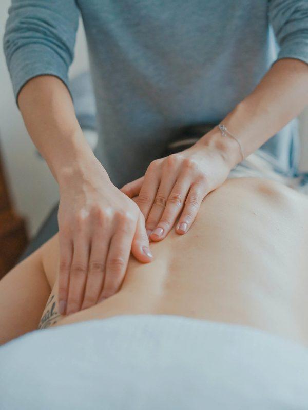 Therapeutische Frauenmassage in Aachen